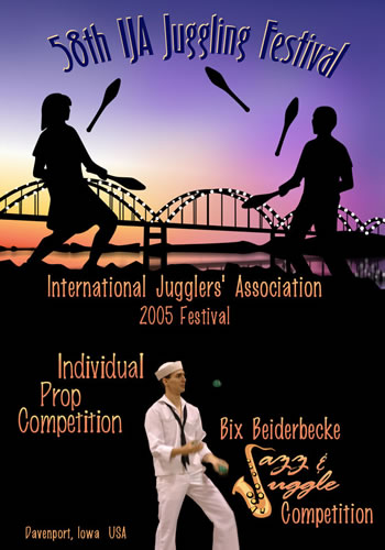 2005 IJA Prop Competition DVD cover